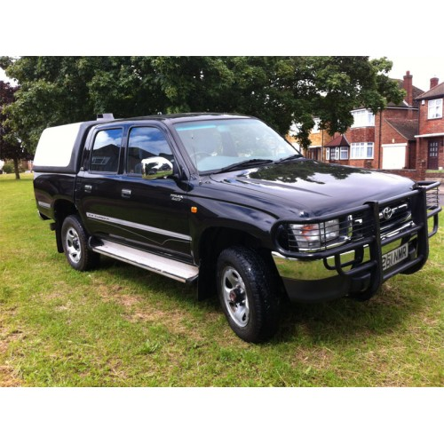 toyota hilux gx double cab pick up 4wd 2000. Black Bedroom Furniture Sets. Home Design Ideas
